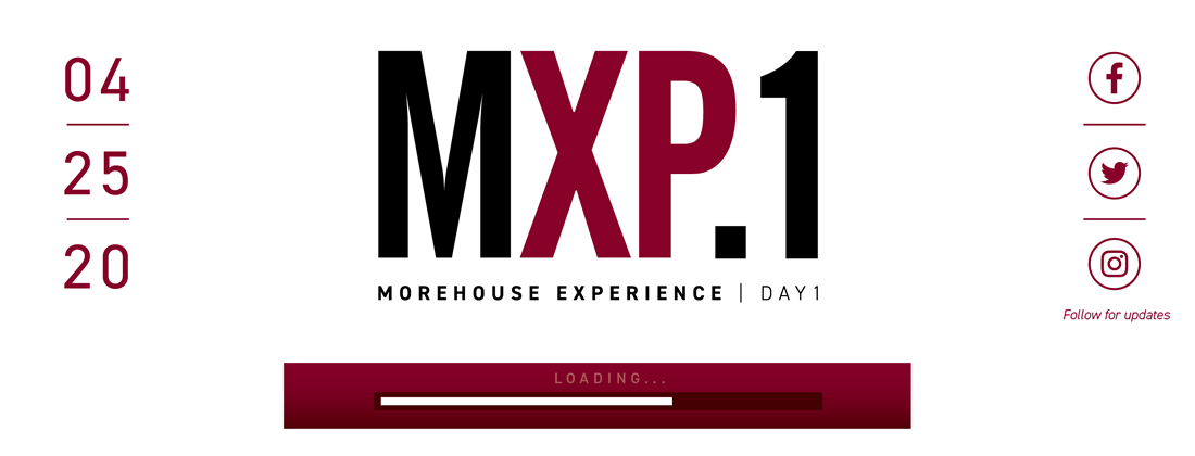 Save the date for MXP - Admitted Students Day 2020